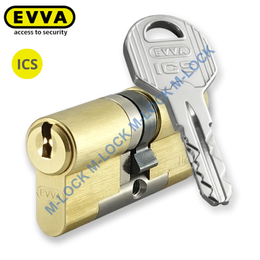 EVVA ICS 31/36NM (67 mm), wkładka patentowa