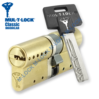 MUL-T-LOCK Classic Modular 31/40NM (71 mm), wkładka patentowa